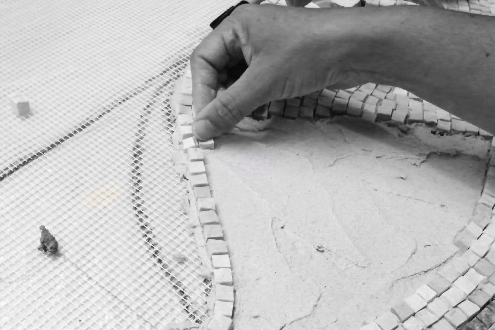 Mosaico Come Si Realizza la musa mosaici, corsi di mosaico, laboratorio del